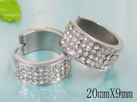 9df035a77 Šperky VANDAMA.SK - Luxusné náušnice Crystal ny3367 chirurgická oceľ